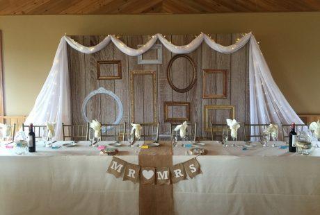 Wedding Reception Decorations in Canada | Best Wedding Backdrops ...