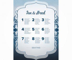 Seating Chart Option 4