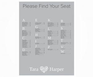 Seating Chart Option 14