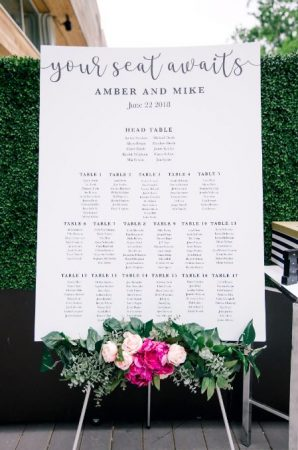 Seating Chart Wedding.Five Types Of Wedding Seating Chart Available Best Wedding